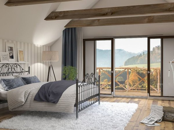 Есть ли лучшие окна для частных домов?