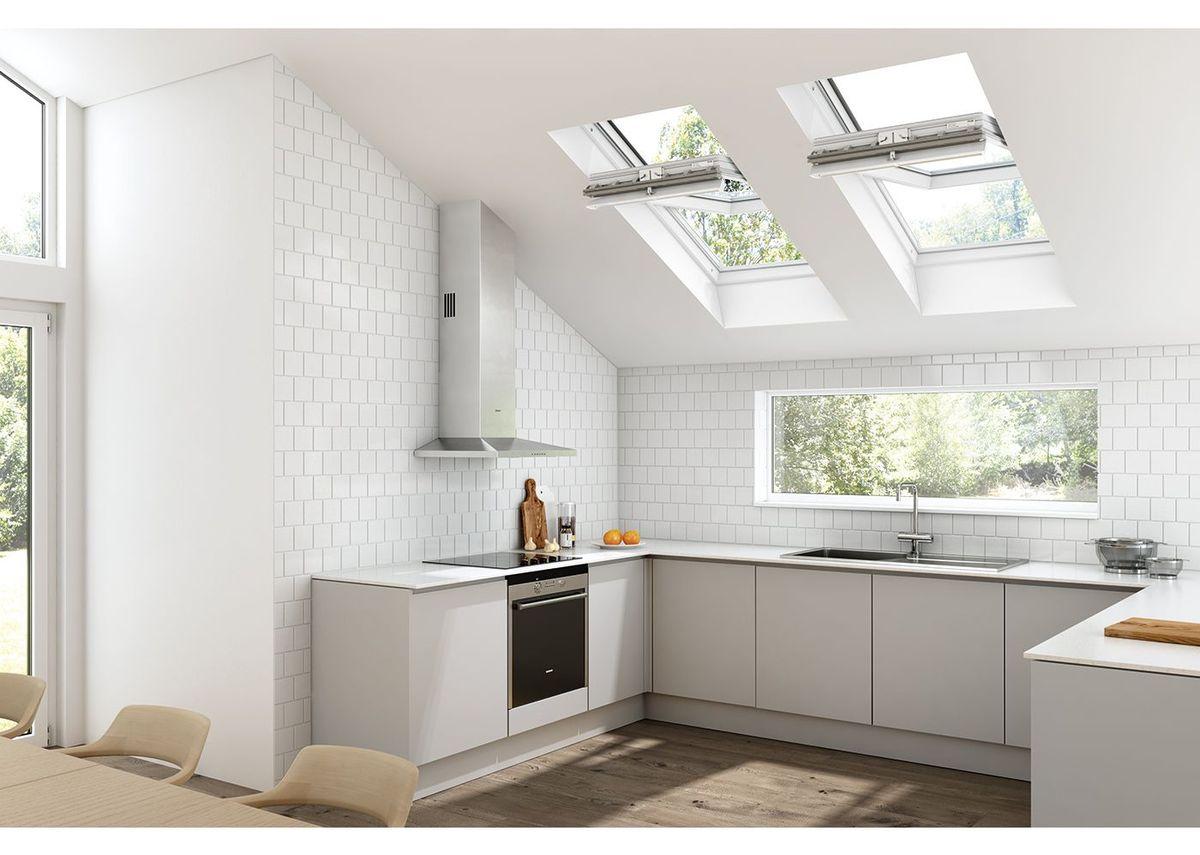 Mansarda logi – gaismas avots jūsu mājā