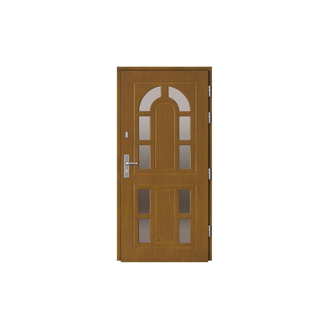 Koka durvis WD-1