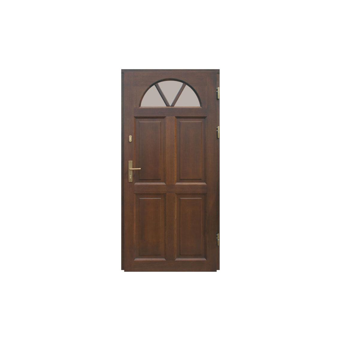 Koka durvis WD-11