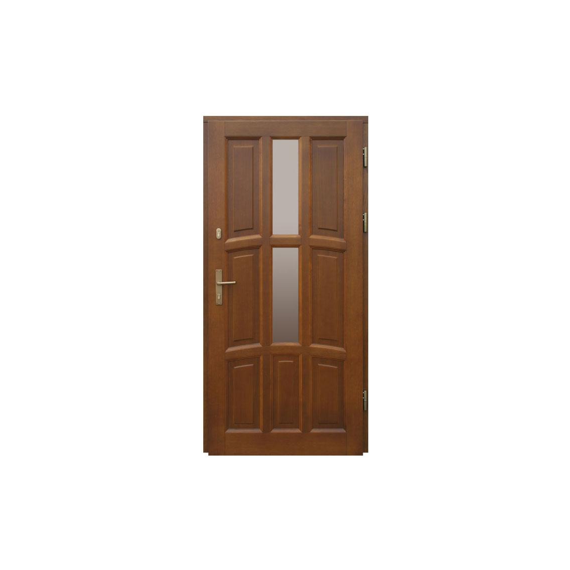 Koka durvis WD-13