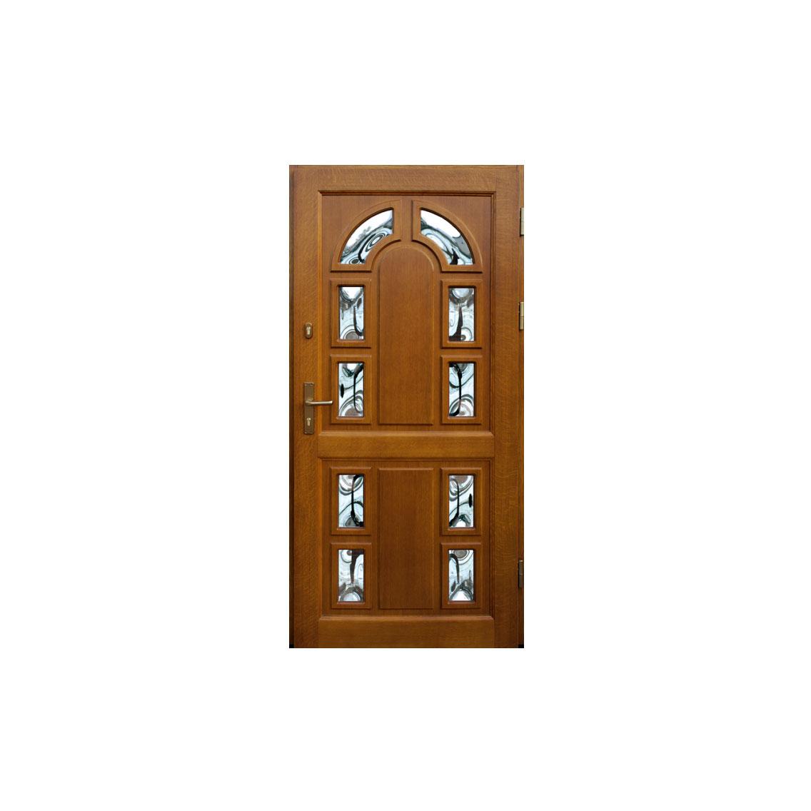Koka durvis WD-14