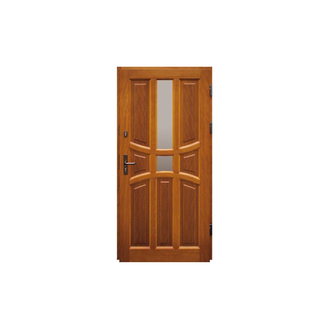 Koka durvis WD-15