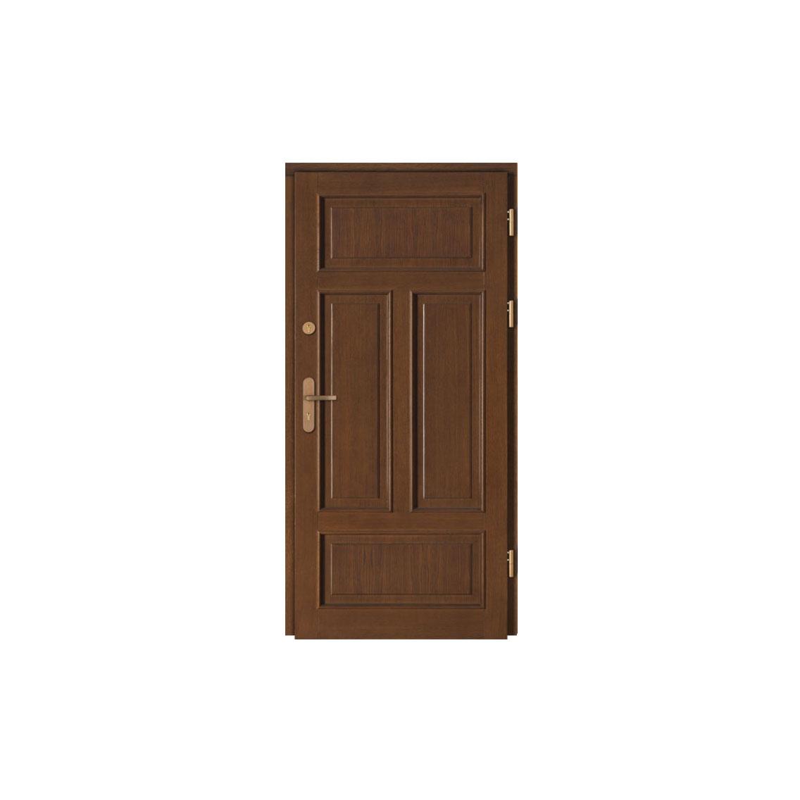 Koka durvis WD-16