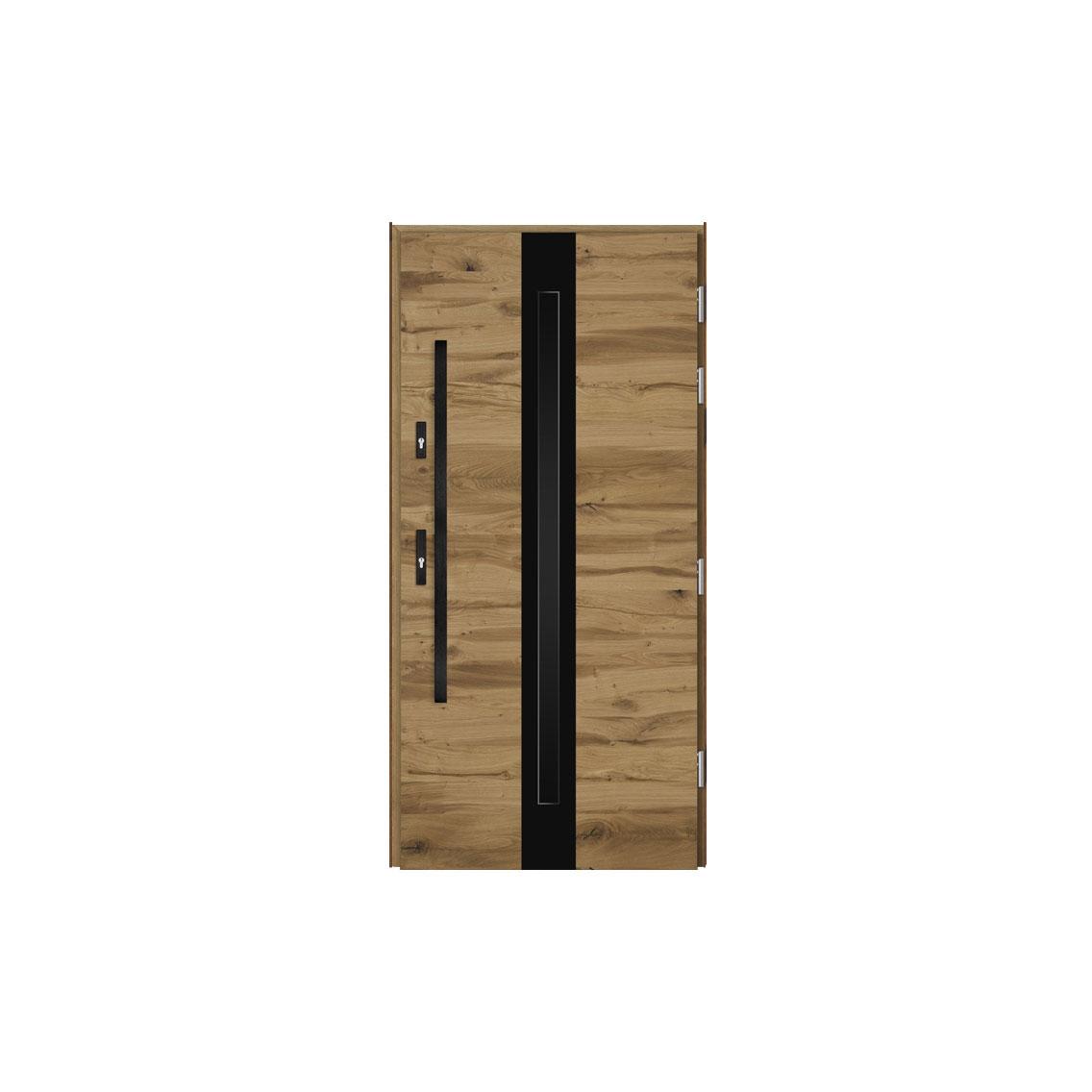 Koka durvis WD-17