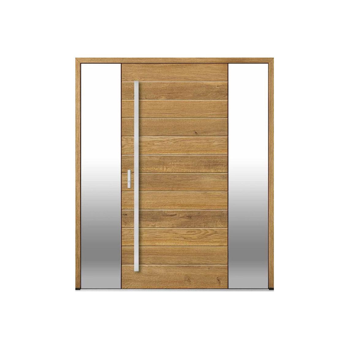 Wooden door WD-18