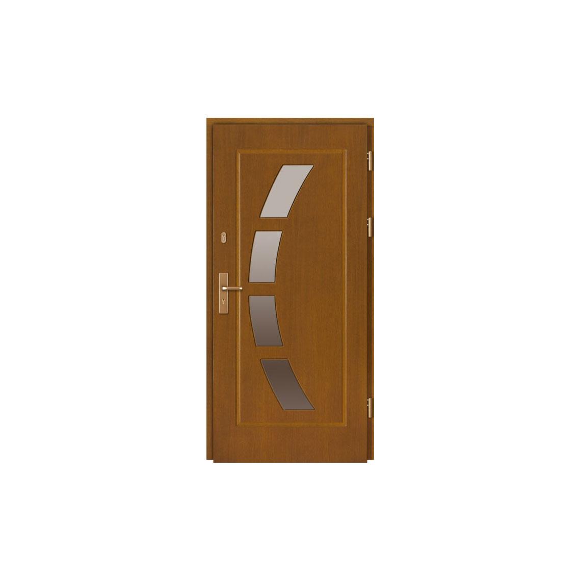 Wooden door WD-2