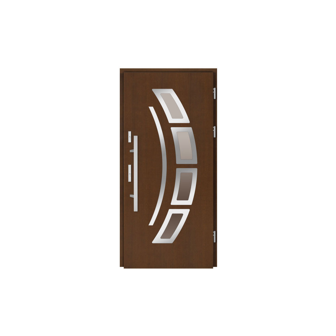 Koka durvis WD-5