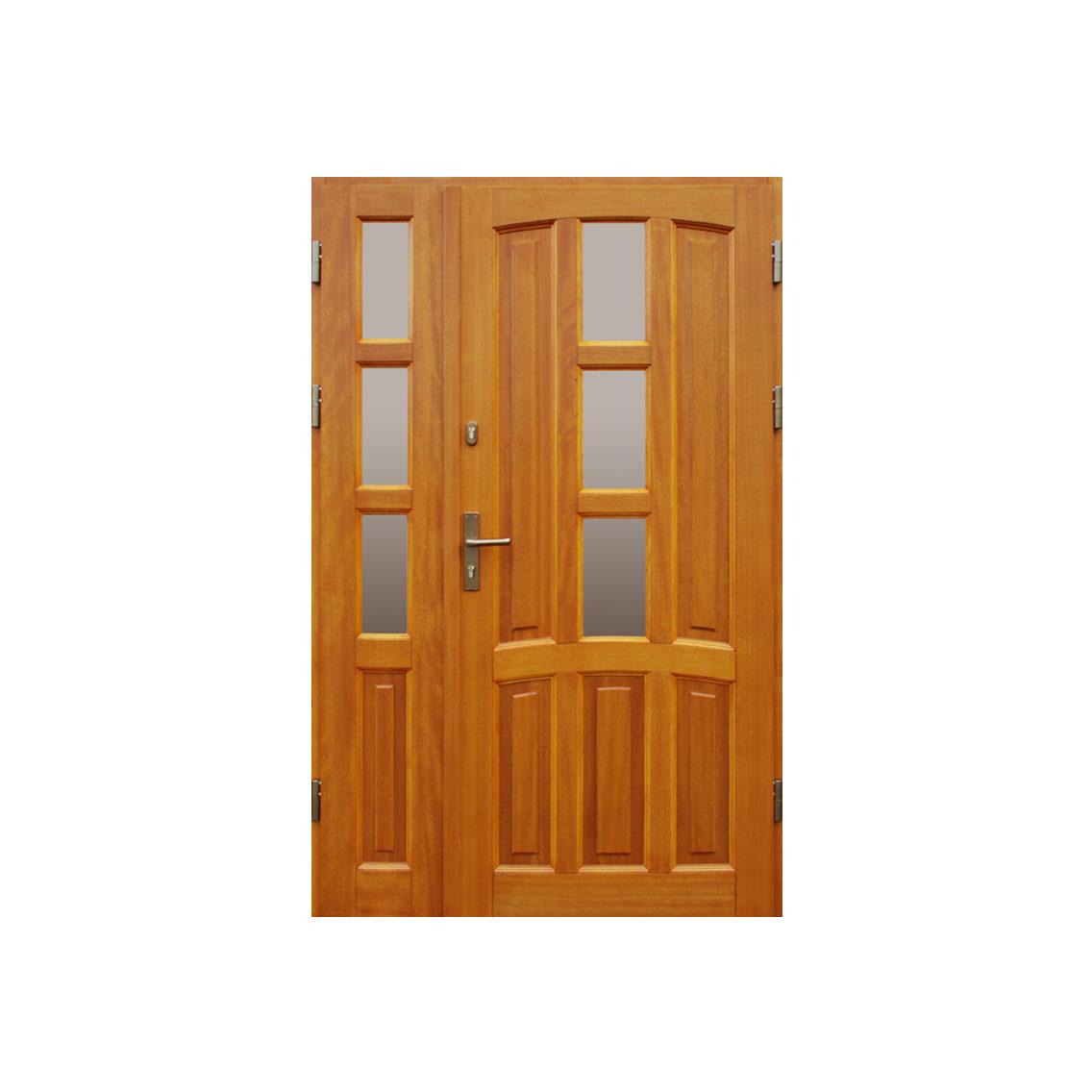 Koka durvis WD-6