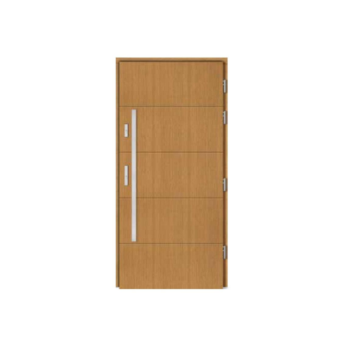 Wooden door WD-8