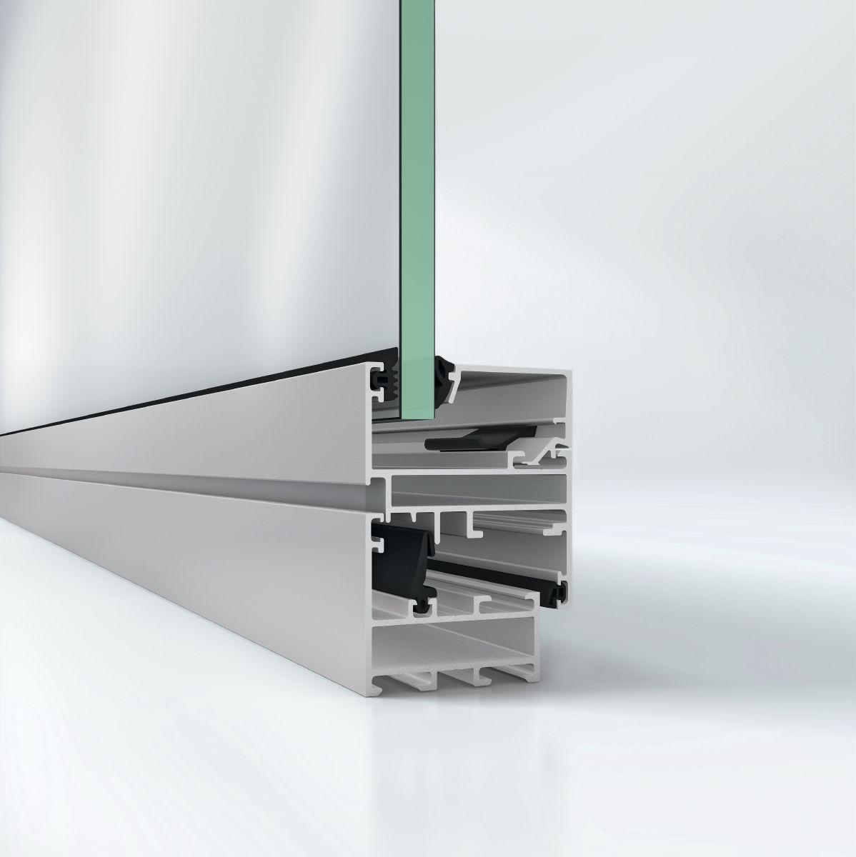 Алюминиевый профиль AWS 50.NI